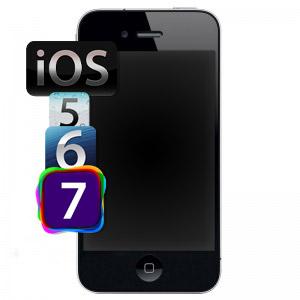 Перепрошивка iPhone 4