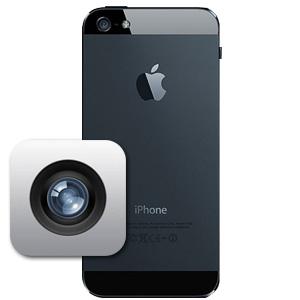 Замена задней (основной) камеры IPhone 5