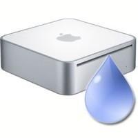 Восстановление после воды настольных компьютеров Mac Mini G4