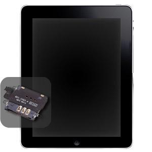 Ремонт симридера на iPad 2