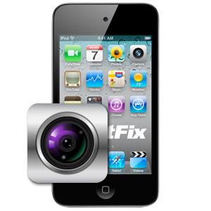 Ремонт фронтальной камеры IPod Touch 4