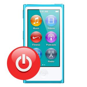 Замена кнопки Power на Ipod Nano 7