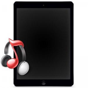Замена разъема наушников на iPad 3