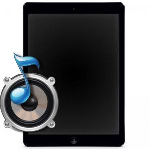 Ремонт динамика на iPad 3
