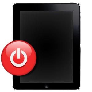 Замена кнопки Power на iPad 2