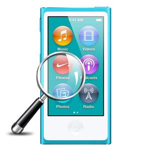 Диагностика iPod Nano 7