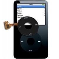 Замена кнопки-колеса в сборе iPod Video 5