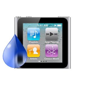 Восстановление после воды Ipod Nano 6