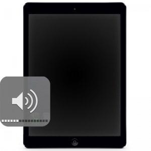 Ремонт кнопок громкости на iPad 3