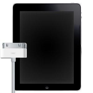 Ремонт порта зарядки на iPad 2