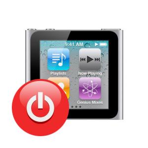 Замена кнопки Power на Ipod Nano 6