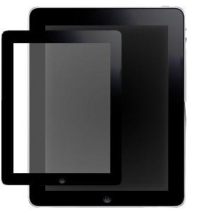 Ремонт и замена сенсорного стекла на iPad 2