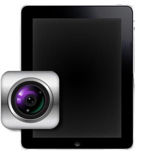 Ремонт камеры на iPad 2