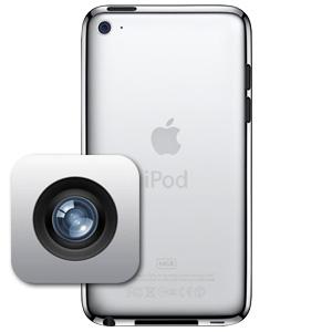 Ремонт задней камеры IPod Touch 4