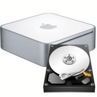 Ремонт и замена жесткого диска настольного компьютера Mac Mini G4