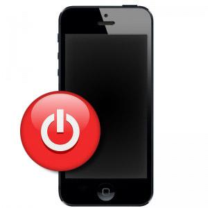 Замена кнопки Power на iPhone 5
