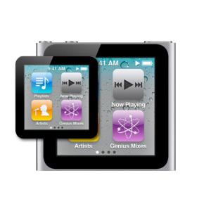 Ремонт и замена дисплея Ipod Nano 6