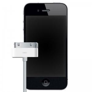 Ремонт порта зарядки iPhone 4