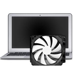 Замена кулера MacBook Air