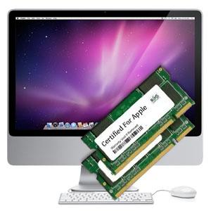 Замена оперативной памяти настольных компьютеров iMac G