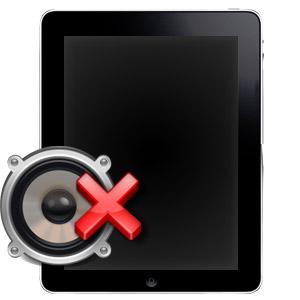 Ремонт аудиокодека на iPad 2