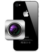 Замена задней (основной) камеры iPhone 4