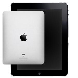 Ремонт задней крышки на iPad 2