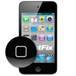 Замена кнопки Home на IPod Touch 4