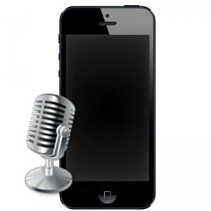 Ремонт и замена микрофона iPhone 5