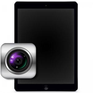Ремонт камеры на iPad 3