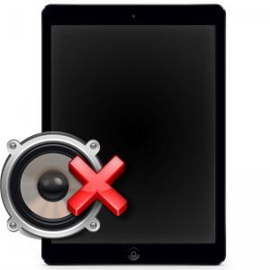 Ремонт аудиокодека на iPad 3