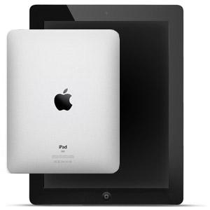 Ремонт задней крышки на iPad 3
