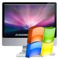 Установка Windows на настольный компьютер iMac G6