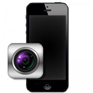 Ремонт фронтальной камеры iPhone 5