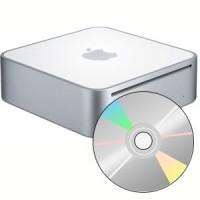 Ремонт и замена дисковода настольного компьютера Mac Mini G4