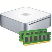 Замена оперативной памяти настольных компьютеров Mac Mini G4