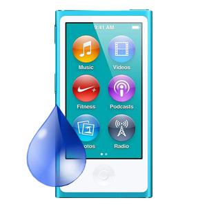 Восстановление после воды Ipod Nano 7