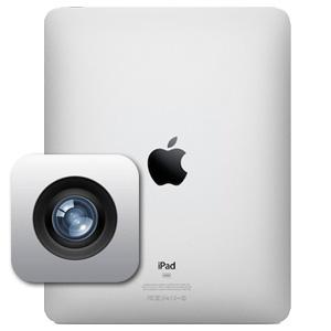 Ремонт камеры Ipad 4