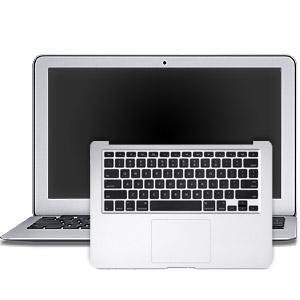 Замена клавиатуры в сборе с крышкой