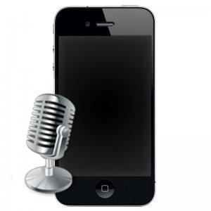 Ремонт и замена микрофона iPhone 4