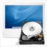 Ремонт и замена жесткого диска настольного компьютера iMac G5