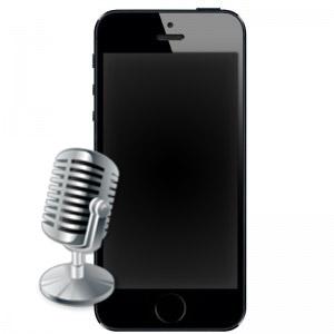 Ремонт и замена микрофона iPhone 5s
