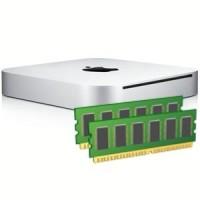 Замена оперативной памяти настольных компьютеров Mac Mini Unibody