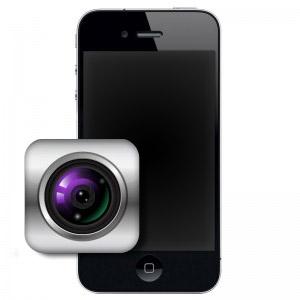 Ремонт фронтальной камеры iPhone 4