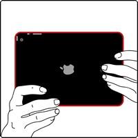 Поврежден корпус iPad 4