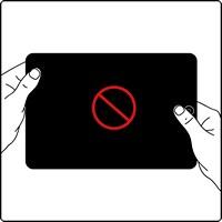 Не включается iPad 2