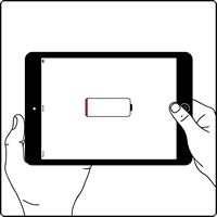 Не заряжается iPad 2