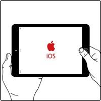 Завис iPad Air