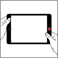 Не работают кнопки на iPad 4